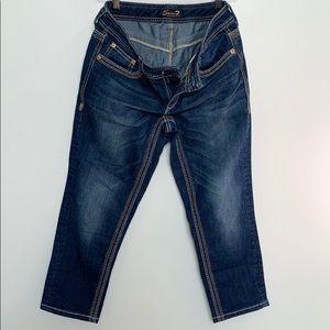 FREE with BUndle Seven 7 Skinny Denim Capri Jeans